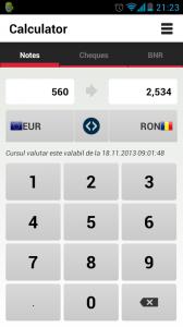 MyBRD calculator schimb valutar